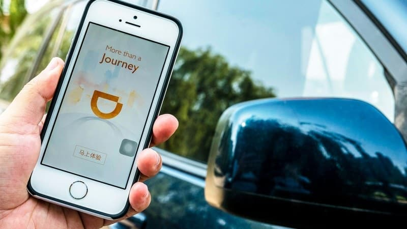 Didi Chuxing, empresa unicornio china