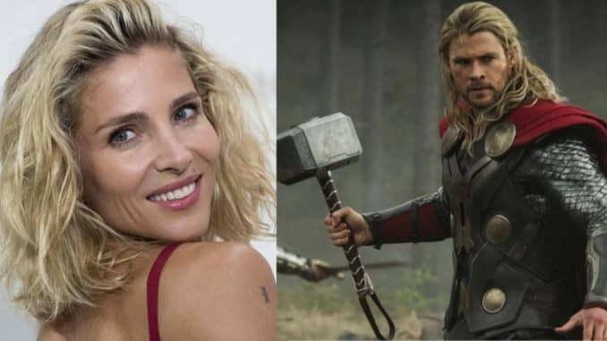 Elsa Pataky esposa de Chris Hemsworth